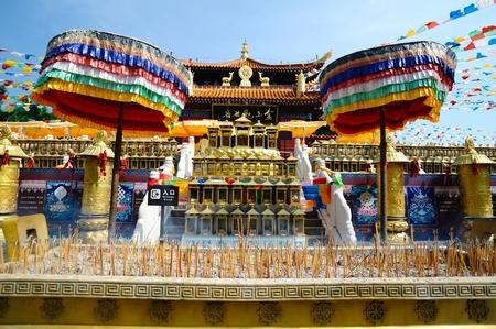 and sanya: Sanya Nanshan Buddhist cultural