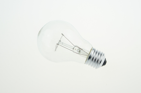 electric material: Incandescent light bulb