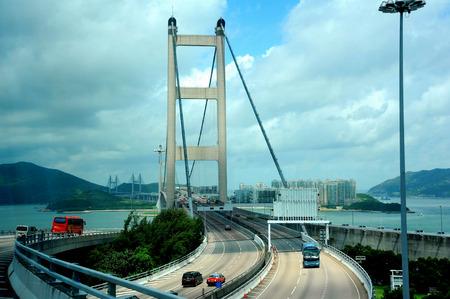 ting: The Hong Kong Ting Kau Bridge