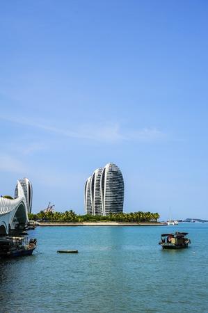 convective: Sanya, Hainan Island