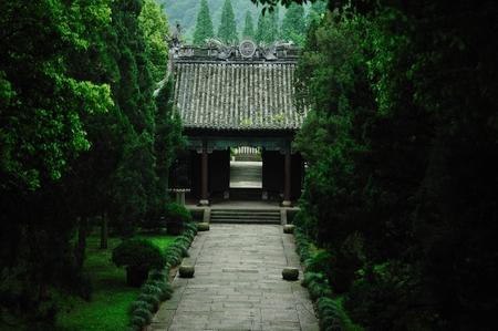 Shaoxing, Zhejiang Dayu ling scenery