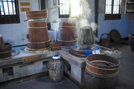 wino: Distilled liquor