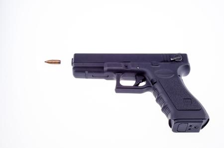 use pistol: Pistol model