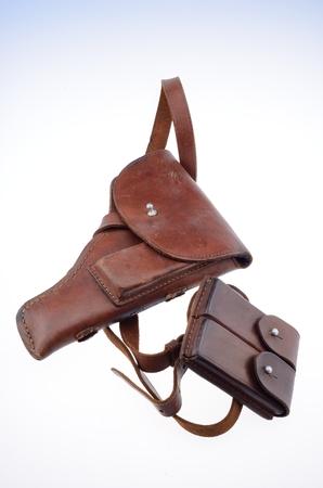 holster: Leather Holster