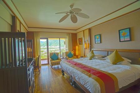 deluxe: Hotel, Deluxe big bed room
