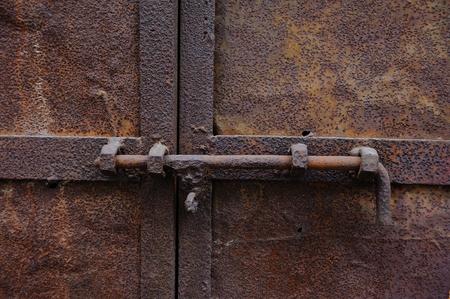 rusty: Rusty bolts