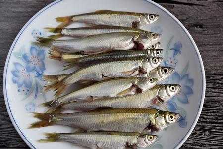 fishy: A dish of fresh water fish