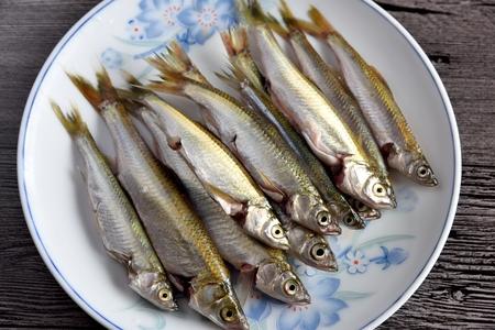 fresh water fish: A dish of fresh water fish