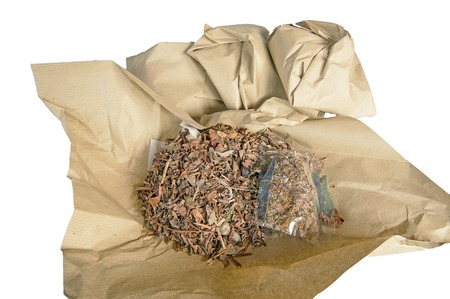 medicina tradicional china: medicina tradicional china Foto de archivo