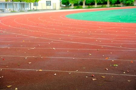 curve: Plastic track curve