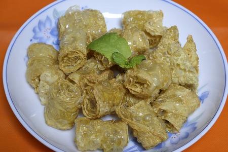 beancurd: Fried  Dried beancurd