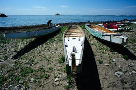 Canoa por el lago