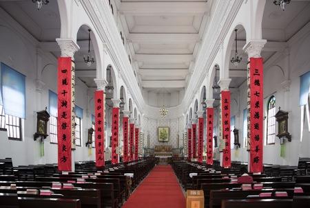 紹興市カトリック教会 報道画像