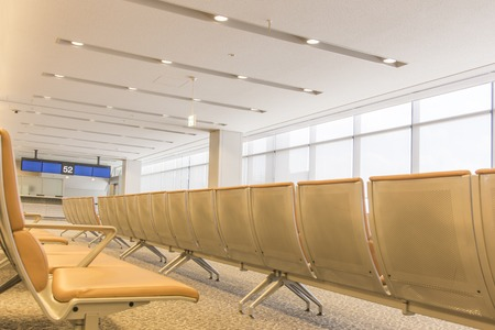 wicket: Airport Terminal Lounge Editorial