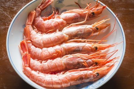 arctic sweet shrimp