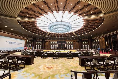 Hangzhou G20 venue