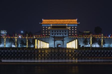 Yongning Gate, Xian Editorial