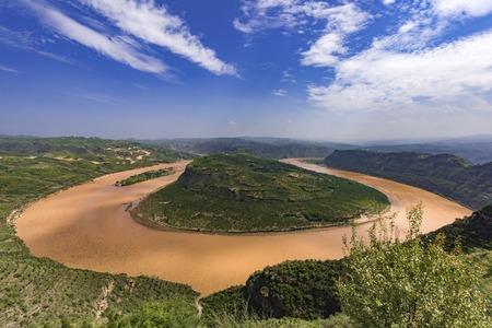 Yellow River scenery