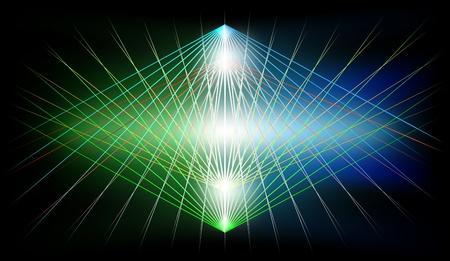 fiestas electronicas: Fondo colorido trance