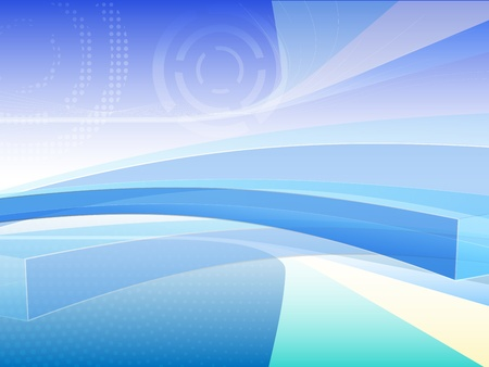 bluish:  bluish abstract background illustration,