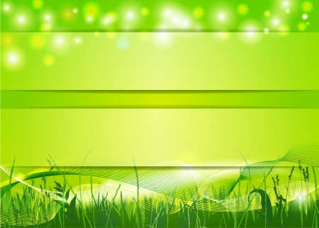 abstract spring background Stock Vector - 17794606