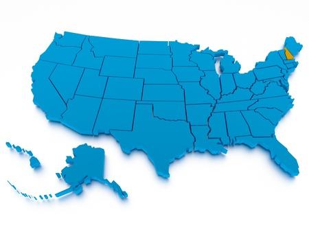 usa map: USA - CUDA04