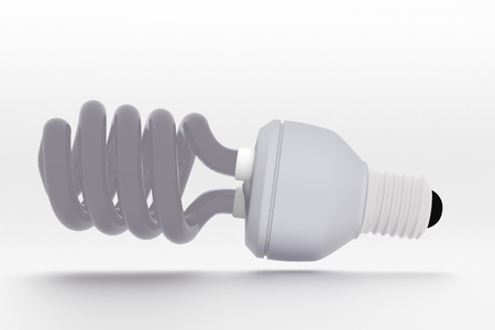 kilowatt: energy saving light bulb