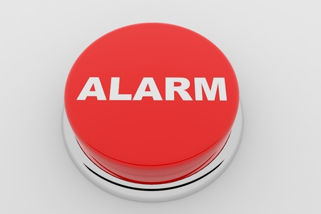 A red button with the word ALARM on it Stock Photo - 9257857