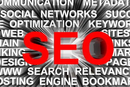 SEO concept. Computer generated image. Stock Photo - 11701489
