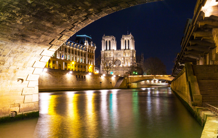 The Notre Dame is historic Catholic cathedral, one of the most visited monuments in Paris, considered as one of the finest examples of French Gothic architecture
