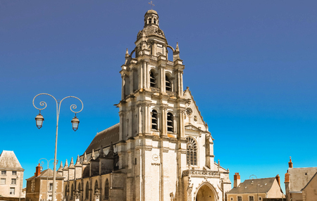 Cathedral of St. Louis of Blois , France
