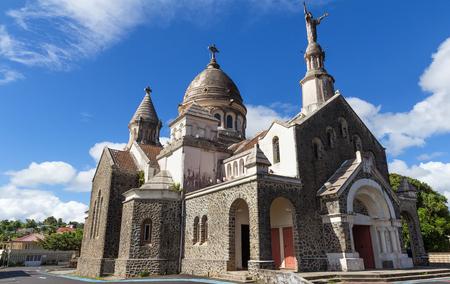 バラタ大聖堂、マルティニーク島、フランス領西インド諸島。