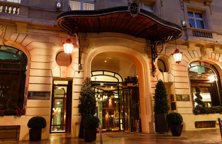 Just steps from the Champs Elysees avenue and Triumphal arch , Le Royal Monceau Raffles Paris is one of the most exciting luxury hotels in Paris.