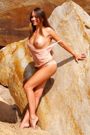 erotic fantasy:  woman