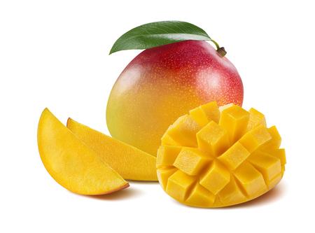 Corte de la pieza del corte de la composición del mango aislado en el fondo blanco como elemento del diseño del paquete Foto de archivo - 57008513