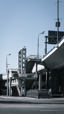 City bridge. Reklamní fotografie