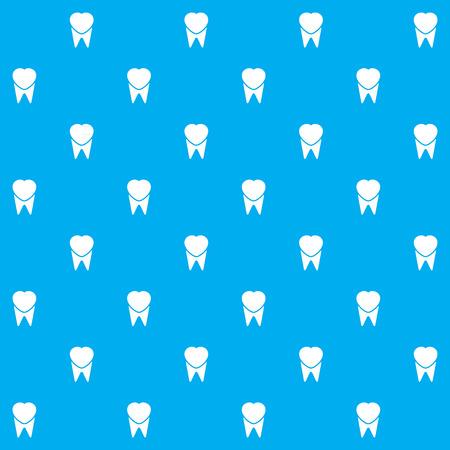 Tooth icon, illustration, pattern Illustration