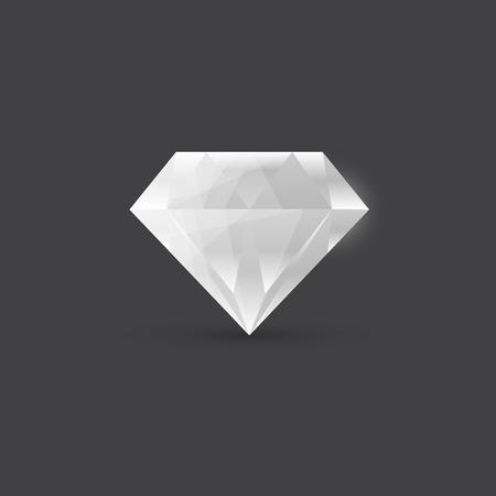 diamond clip art: Diamond, gemstone illustration