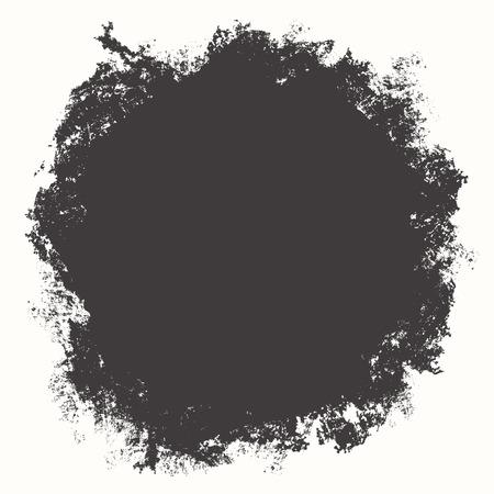Grunge shape for your design, vector illustration Illustration