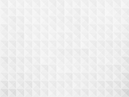 fondo cuadritos: Fondo blanco, cuadrados y tri�ngulos, vector
