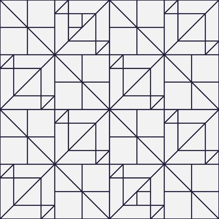 fondo cuadritos: Fondo geom�trico, cuadrados con l�neas, modelo incons�til Vectores