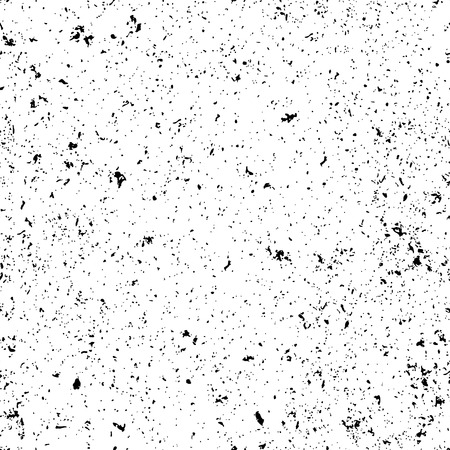 tiny: Grunge background, seamless pattern, black and white, vector illustration Illustration