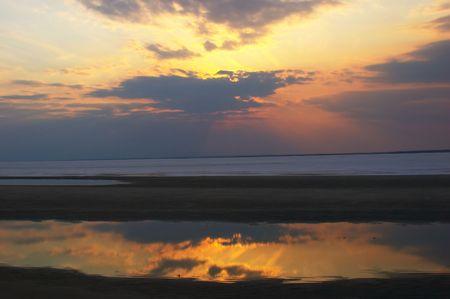 evening sky backgroundrr photo