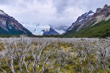 el chalten: Cerro Torre Walk, El Chalten, Patagonia, Argentina