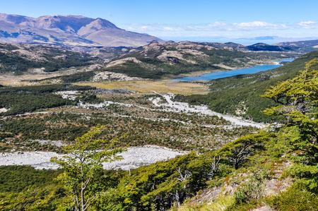 chalten: Fitz Roy Walk, El Chalten, Patagonia, Argentina