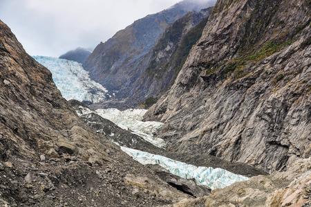 josef: Franz Josef Glacier in New Zealand