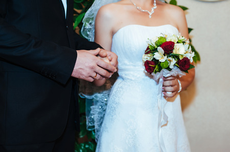 registry: wedding ceremony in a registry office, marriage