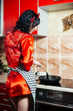 Hausfrau Höschen