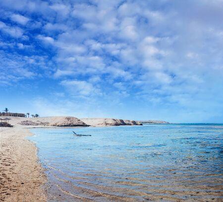 Red Sea coast in Egypt, Sharm el sheikh.