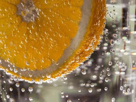 Of Orange Bubbles